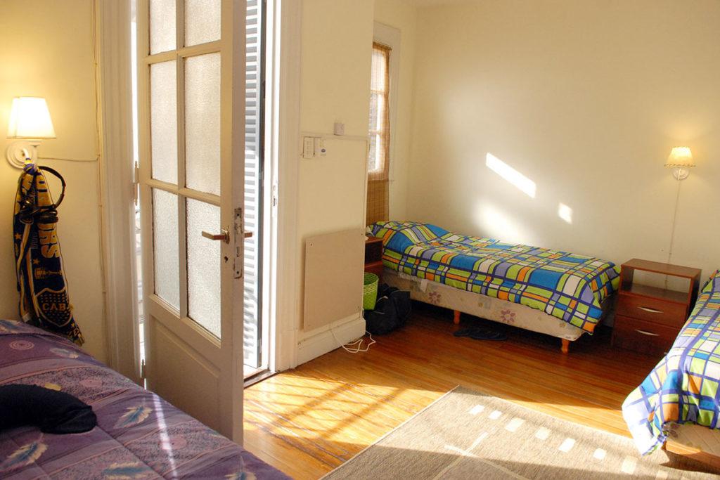 Residencia Universitaria Buenos Aires cuartos015