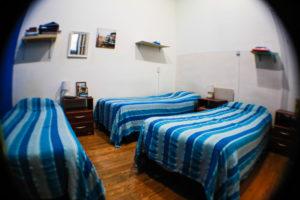 Residencia Universitaria Buenos Aires cuartos005