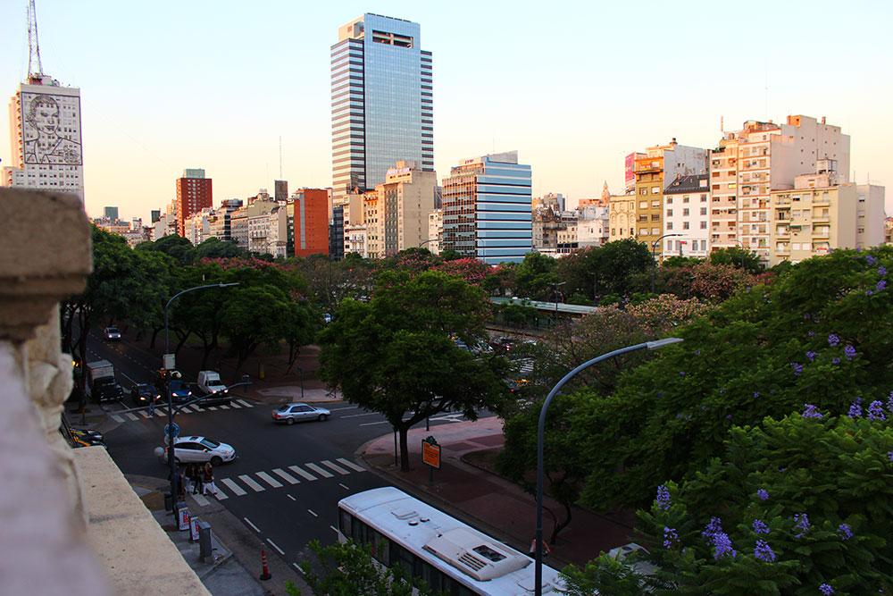 Residencia Universitaria Buenos Aires Entrada002